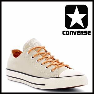 Converse Other - CONVERSE STYLISH CANVAS SNEAKERS Faux Micro Suede