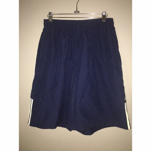 Adidas Shorts - Men's Navy Adidas shorts Sz Large