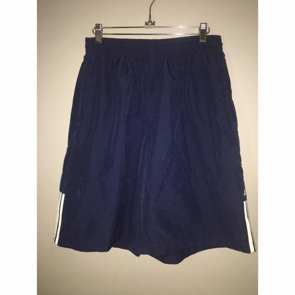 Adidas Shorts - Men's Navy Adidas shorts Sz Large