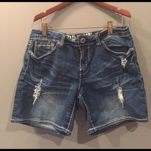 Hydraulic Pants - Denim shorts size 7