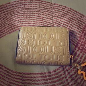 Tous Handbags - Tous Urbana logo mini wallet