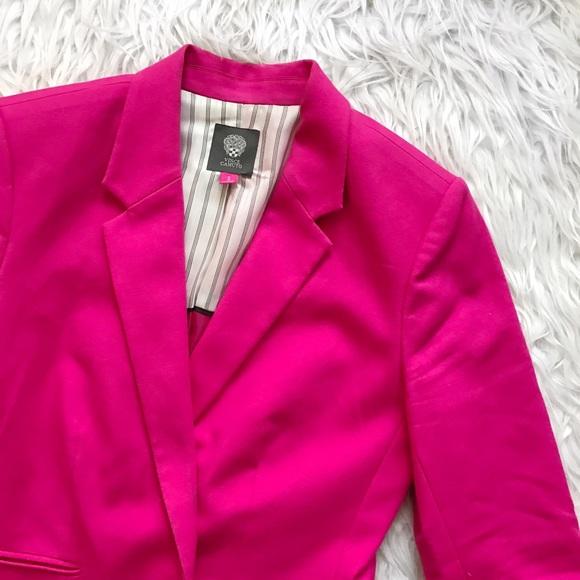 4ab10be8281f Vince Camuto • Pink Blazer. M_58c357895c12f89efc023853
