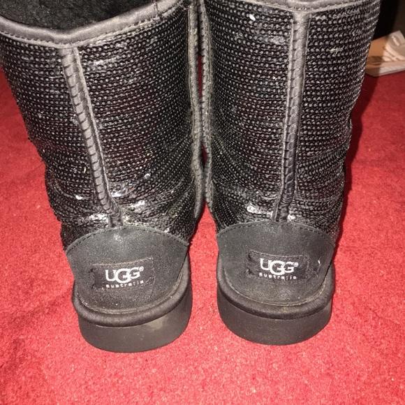 change color ugg boots