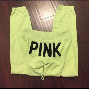 PINK Victoria's Secret Pants - Pink Sweats