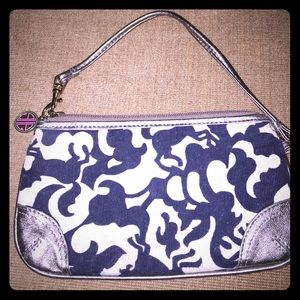 Lilly Pulitzer clutch/wristlet