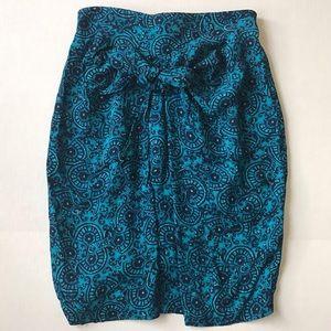 Carole Little Dresses & Skirts - Blue Skirt