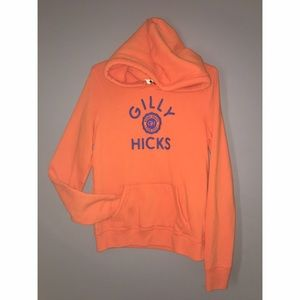 Hollister Tops - Gilly Hicks Hollister Hoodie Sz Large