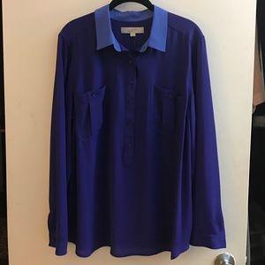 Ann Taylor Loft XL blouse