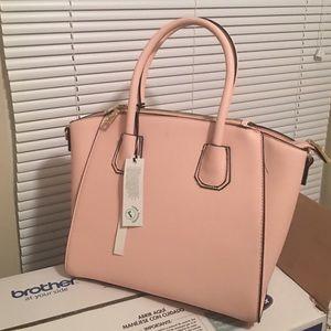 0315af0f6c04 LA Terre Fashion Bags - Princess Leather Handbag