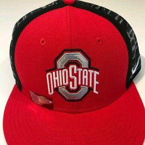 Nike Ohio State Buckeyes True Sideline Hat
