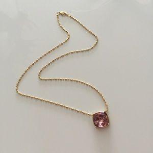 La Mer Jewelry - 🎉FINAL PRICE🎉La Mer Crystal Charm Necklace