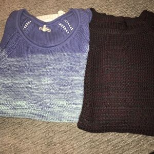Tilly's Sweaters - Sweater Bundle