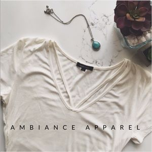 Ambiance Apparel Tops - nwot // • Ambiance Apparel Top