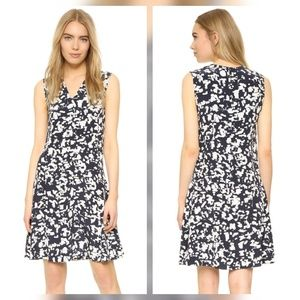 Vince Dresses & Skirts - Vince Silk Confetti Print Dress