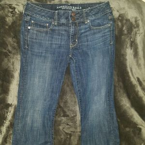 American Eagle Outfitters Denim - ARTIST CROP STRETCH ~ NWOT ~ American Eagle