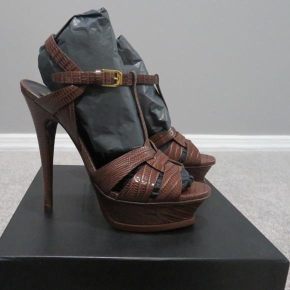 4c0c3b75946 YSL tribute heels (YVES SAINT LAURENT). M 58c36df02de5122bc6029ebb