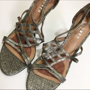 Ralph Lauren Shoes - NWOB -- Ralph Lauren Sydney sandal