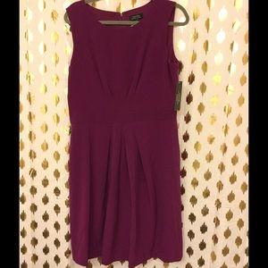 Tahari Dresses & Skirts - Tahari Fuchsia Dress