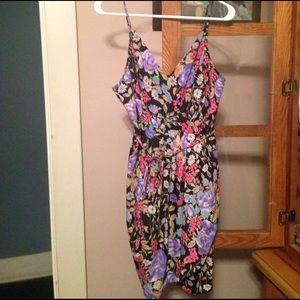 A Yumi Kim floral dress