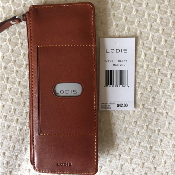 50% off Lodis Accessories - Lodis credit card holder NWT from G's closet on PoshmarkLodis credit card holder NWT - 웹