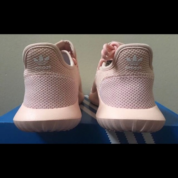 Mujeres Adidas Sombra Tubular De Calzado Deportivo De Color Rosa VviyRvPE0k