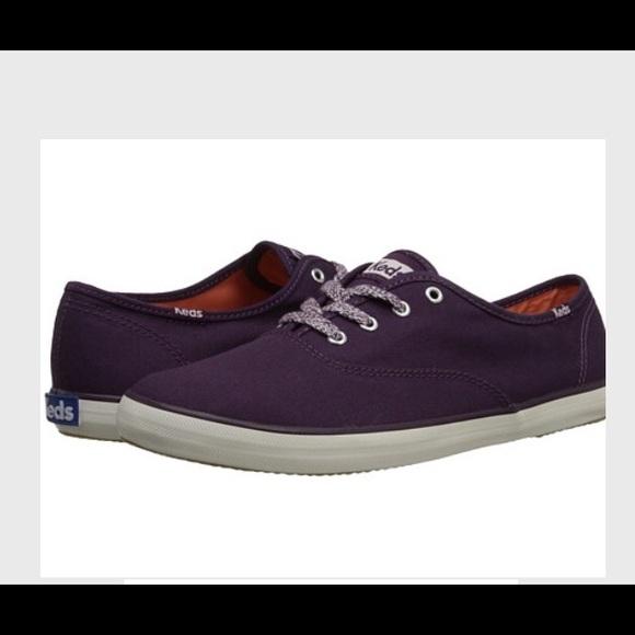 cba560de5a5 New Keds Plum Shoe Size 9