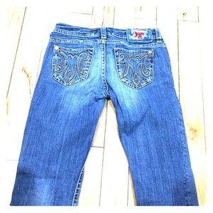MEK Denim - Mek denim jeans sz 27 x 36 Volos nice