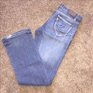 Pants - Quality denim x2 size 8 jeans 👖 pants