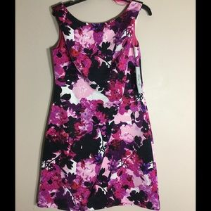 NWT Eliza J floral dress sz 10