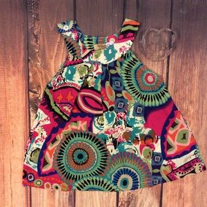 Other - Colorful Vibrant Toddler Girl Dress
