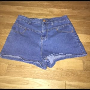 BDG Pants - BDG high waisted denim shorts