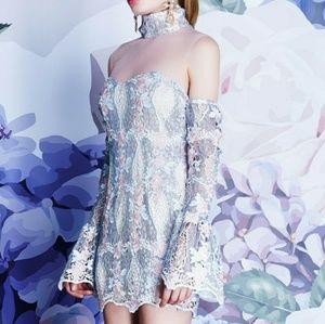 Asilio Dresses & Skirts - 🎉HP🎉 Asilio French Quarter Cold Shoulder Dress