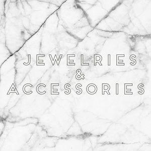 Jewelry - JEWELRIES & ACCESSORIES