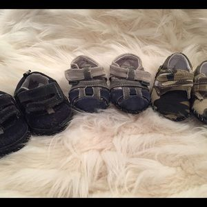 pediped Other - Pediped Baby Boys Shoe Lot
