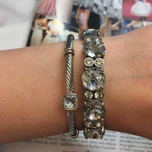J. Crew Jewelry - J.Crew Stretchy Bracelet