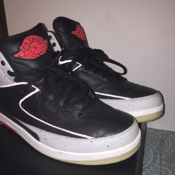 1d380af8b1e6 Jordan Other - Nike Air Jordan 2 Retro sz 10 Men s