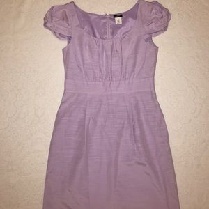 J. Crew Dresses & Skirts - J.Crew Slub Cotton-silk Melody Dress size 4P