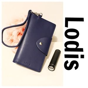 Lodis Accessories - NWOT Lodis Phone Case/Wristlet
