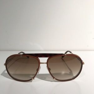 DSQUARED Other - Dsquared2 Pablo Escobar Sunglasses Gold Brown