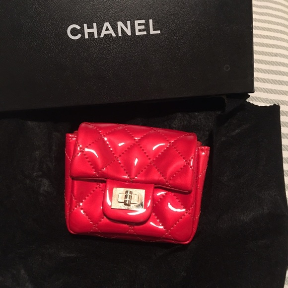 239d64af396f CHANEL Handbags - Chanel '08 ankle bag reissue red patent