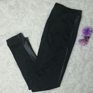 Kardashian Kollection Pants - Kardashian Kollection Black Leggings XL
