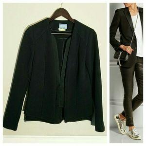 Simply Vera Vera Wang Jackets & Blazers - {Simply Vera} Chic Fitted Tux Blazer