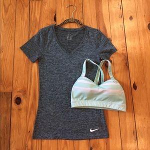 Nike Other - Nike Top & Brooks Running Sports Bra Bundle