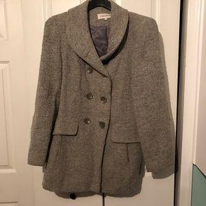 Calvin Klein Jackets & Blazers - Calvin Klein Grey Jacket