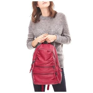 Liebeskind Handbags - Liebeskind Saku Leather Backpack [cherry blossom]