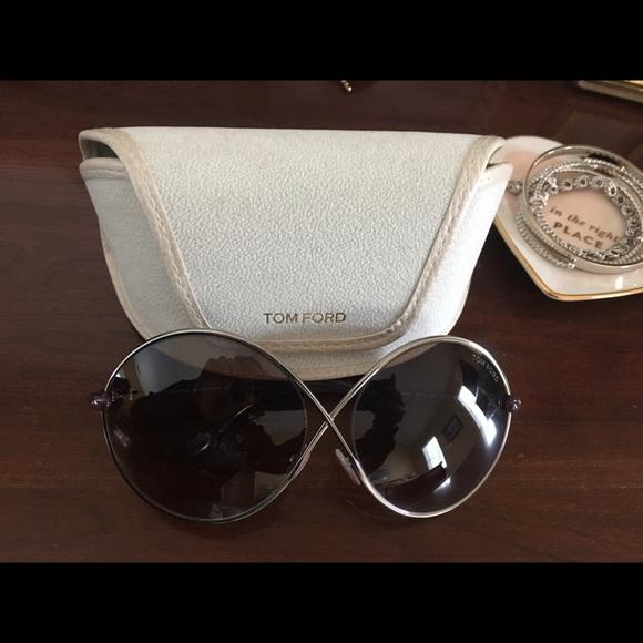 0e3e3e07f0d3d Tom Ford Beatrix sunglasses. M 58c3ff546a5830c2c1001456. Other Accessories  ...