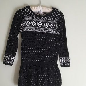 Hanna Andersson Girl's cotton dress size 140cm