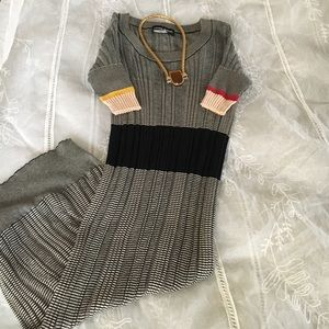 Sonia Rykiel Dresses & Skirts - Sonia Rykiel cotton knit dress