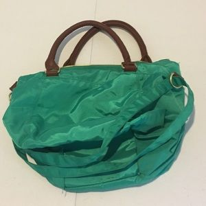 Old Navy Green Purse