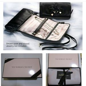 NIB Victoria's Secret Travel Jewelry Bag